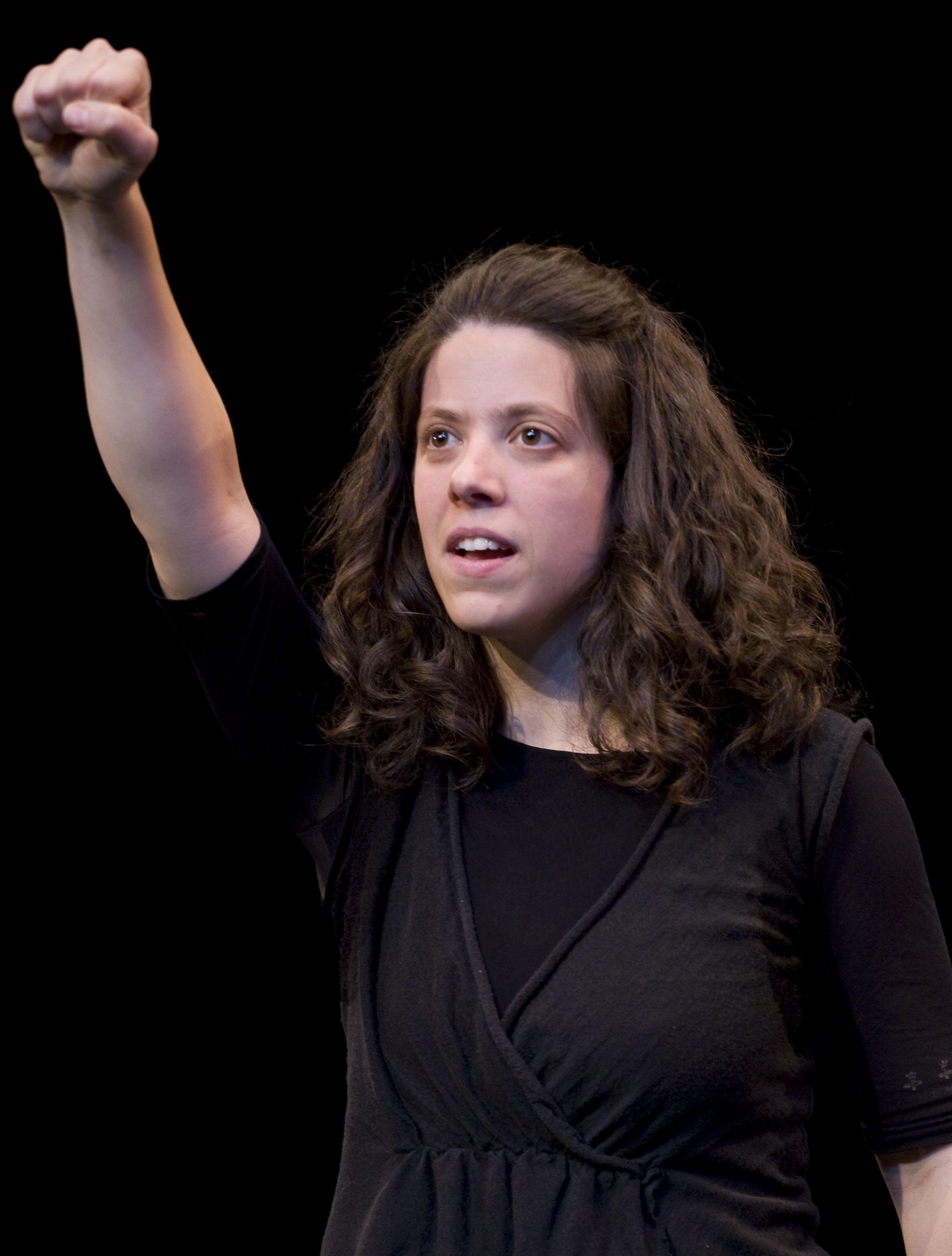 Julie Rosier detroit ensemble – red thread commons